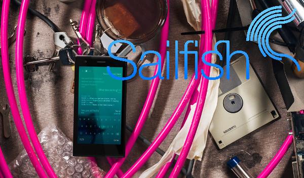 sailfish na androida