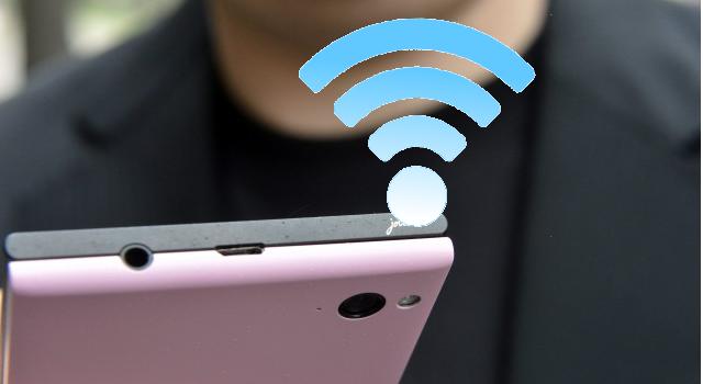 Wi-Fi Hotspot dostępny dla Jolla