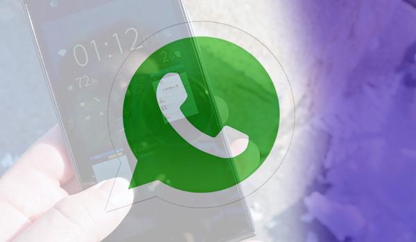 Klient WhatsApp dla Sailfish OS gotowy.