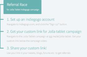 Wygraj swój Tablet Jolla.